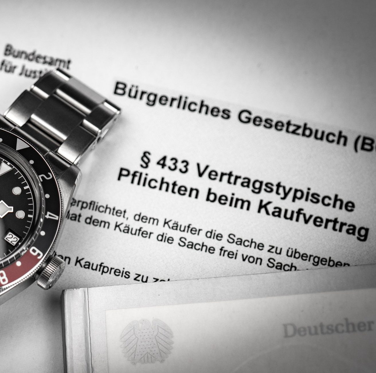 Kaufvertrag-teure-Uhr-Vorlage-pdf-Word-doc-Rechtlich