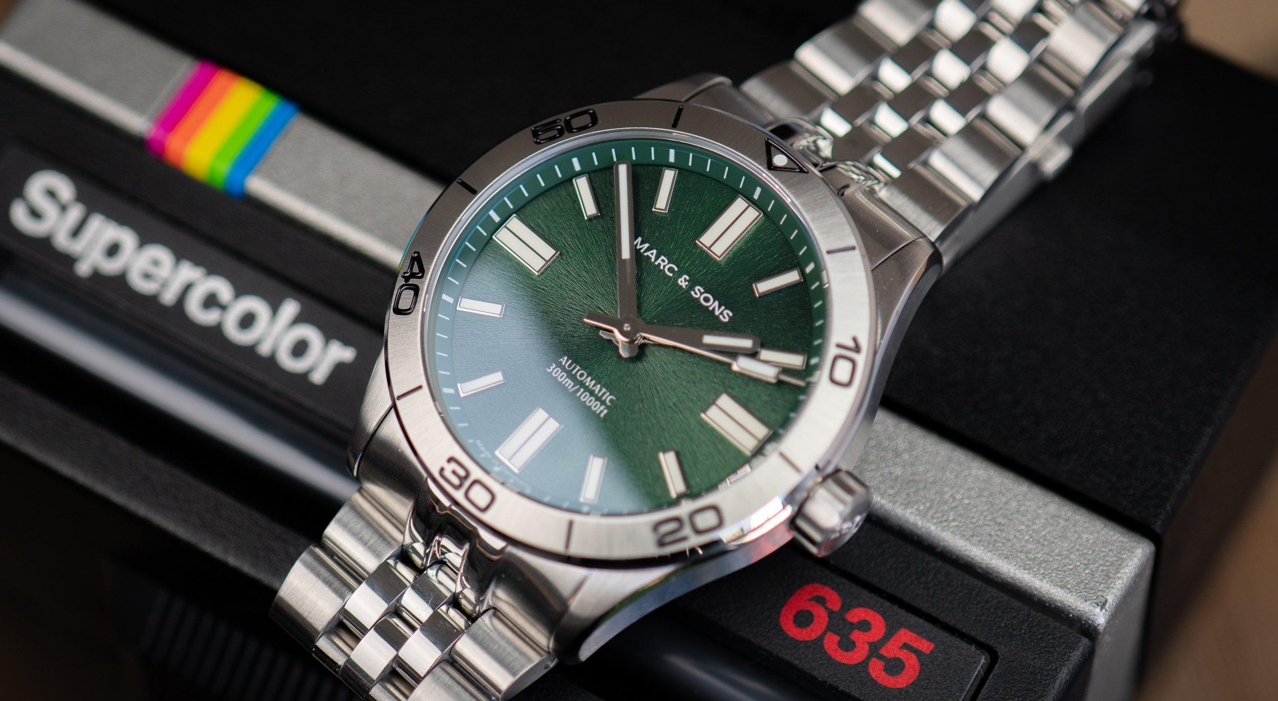"Read more about the article Marc & Sons: Automatik-Dresswatch ""Eleganz"" im Test"