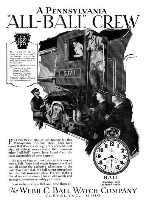 Ball-Watch-Vintage-Reklame