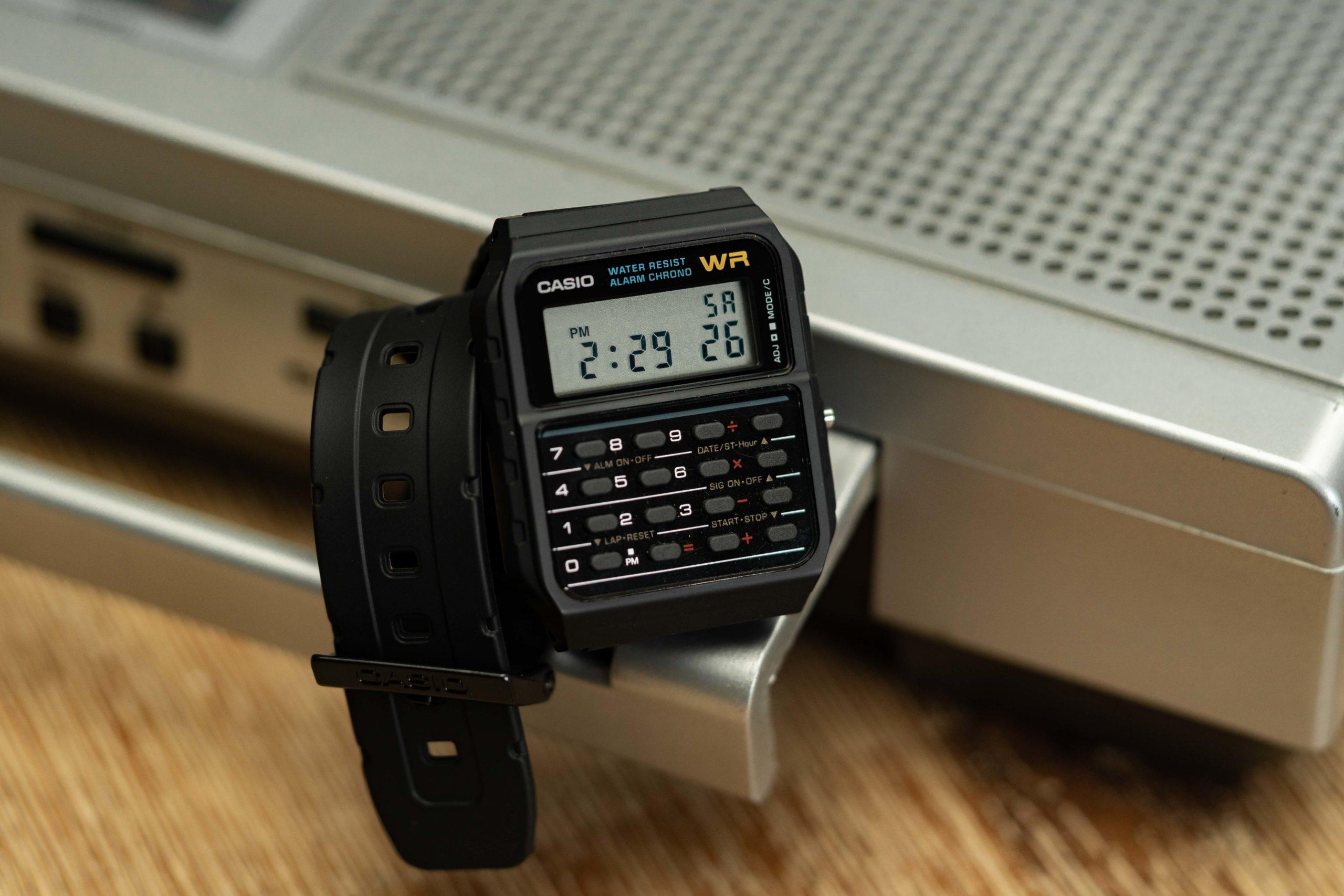 Casio Mini Uhr