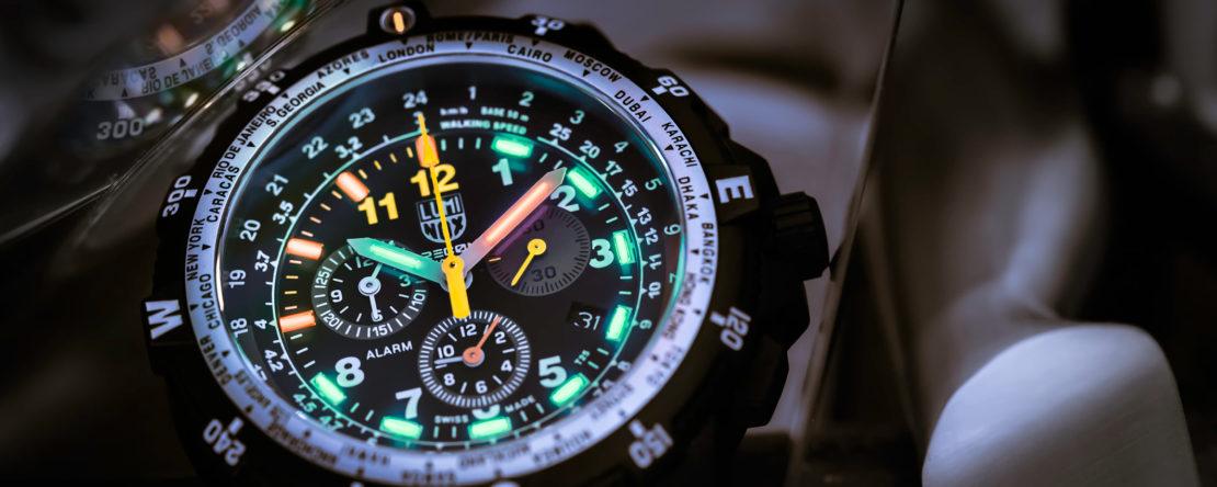 Luminox Tritium Trigalight Uhr