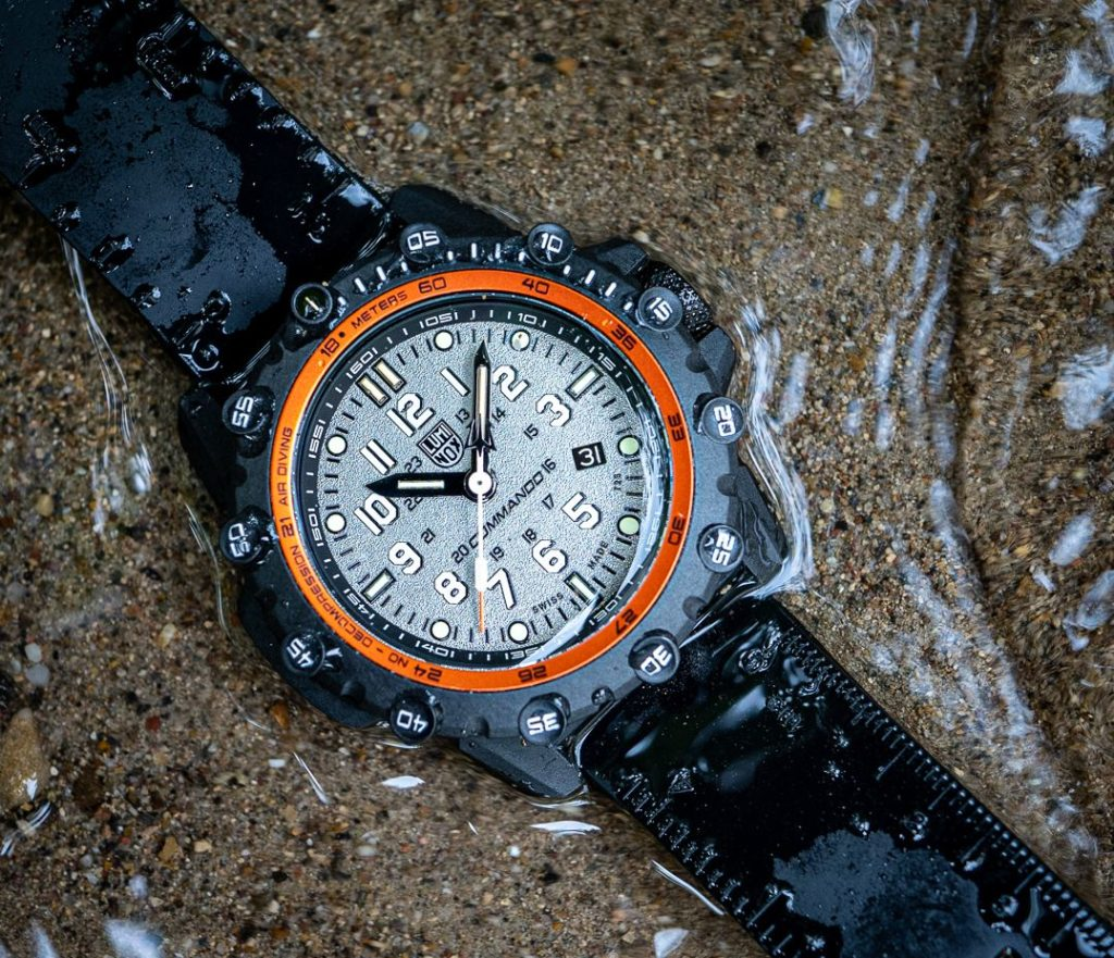 Luminox-Tritium-Uhr