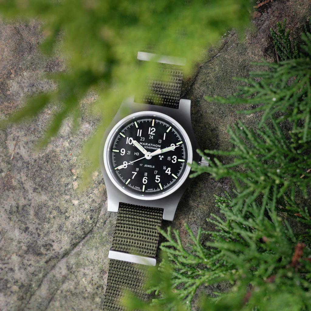 Marathon-Watch-Uhr-Mil-Spec-NSN-Tritium
