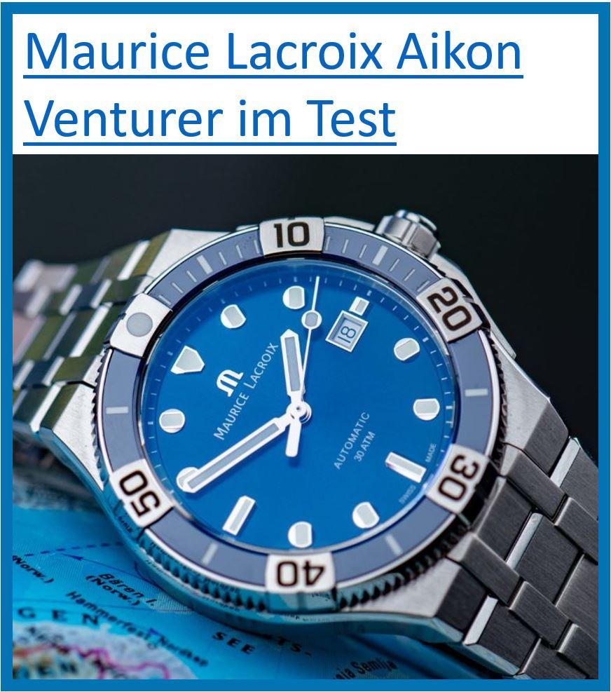 Maurice Lacroix Aikon Venturer Test