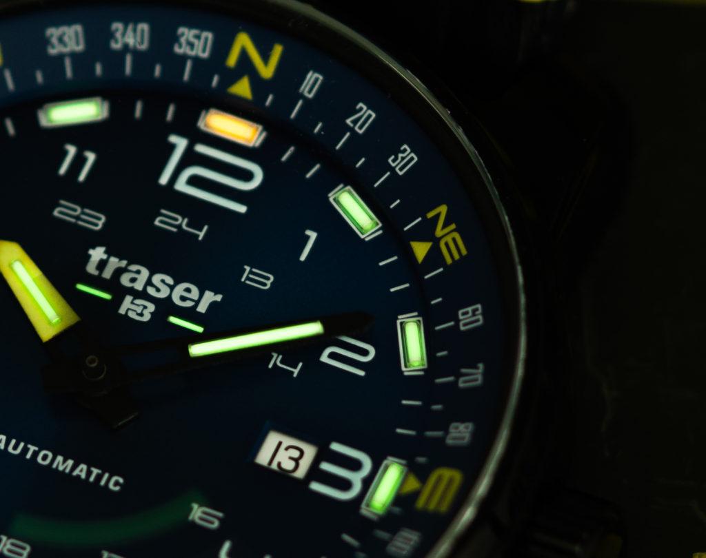 Traser Trigalight 1GBq Tritium GTLS Einsatz Uhr (4 von 8)