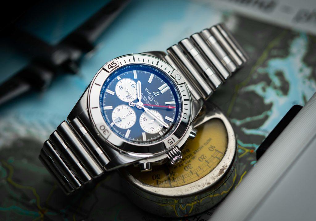 Breitling Chronomat B01 42 Test-14