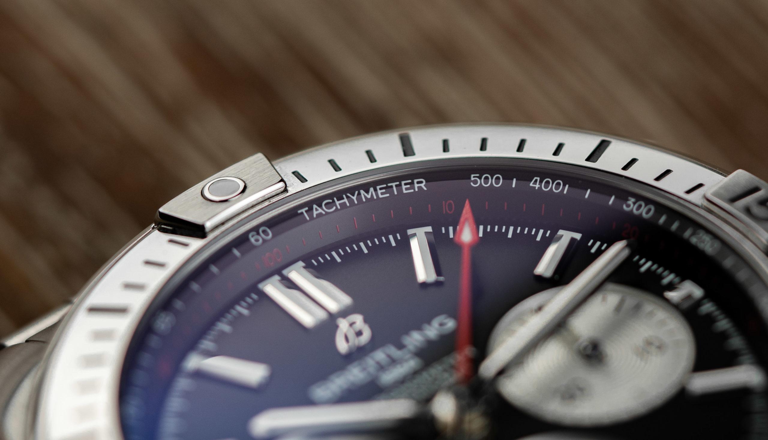 Breitling Chronomat B01 42 Test-34