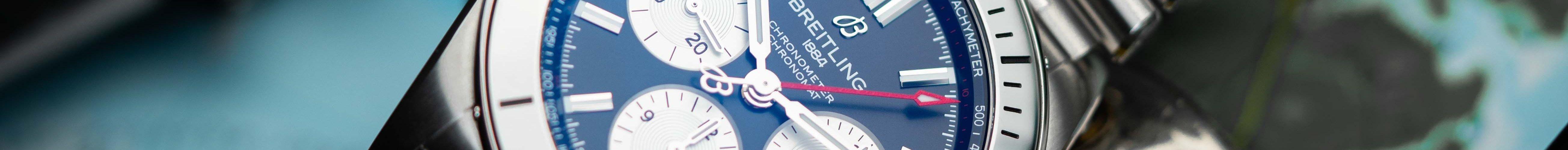 Breitling Chronomat Header