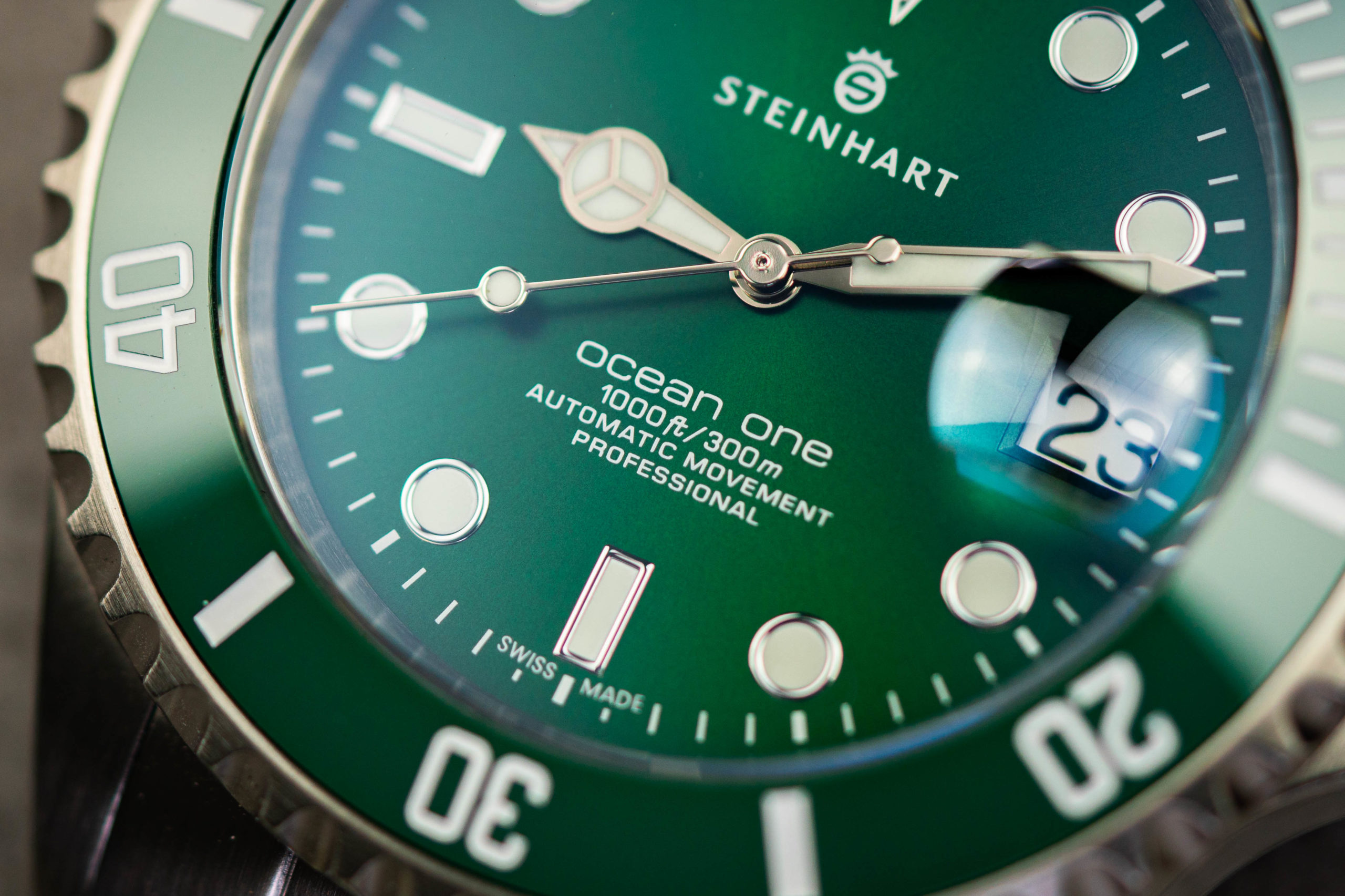 Steinhart-Ocean-One-Grün-Test