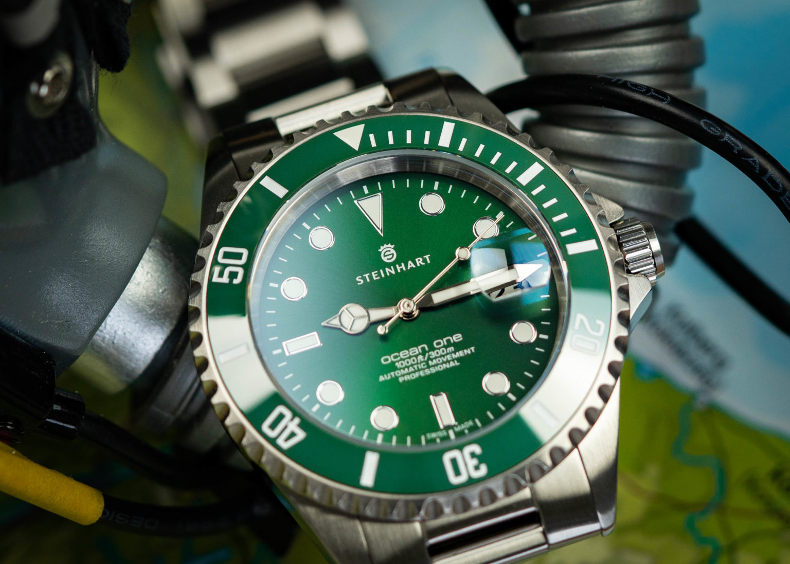 Steinhart-Ocean-One-Test
