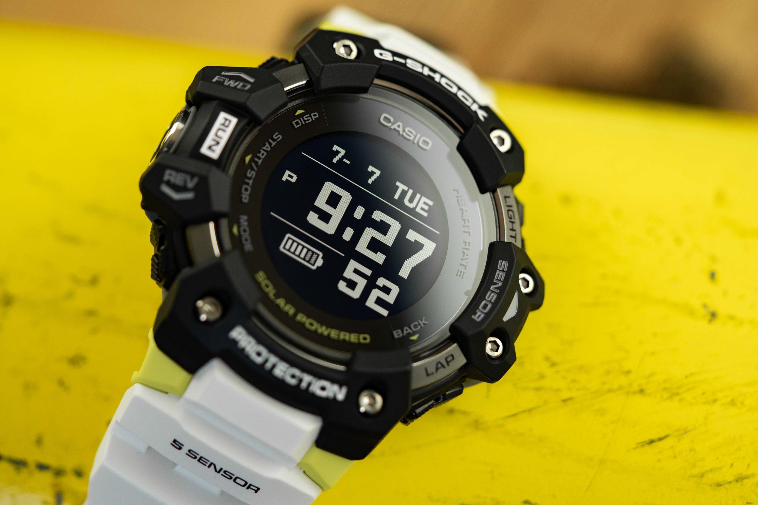 Casio GBD-H1000 G-Shock G-Squad Test-00