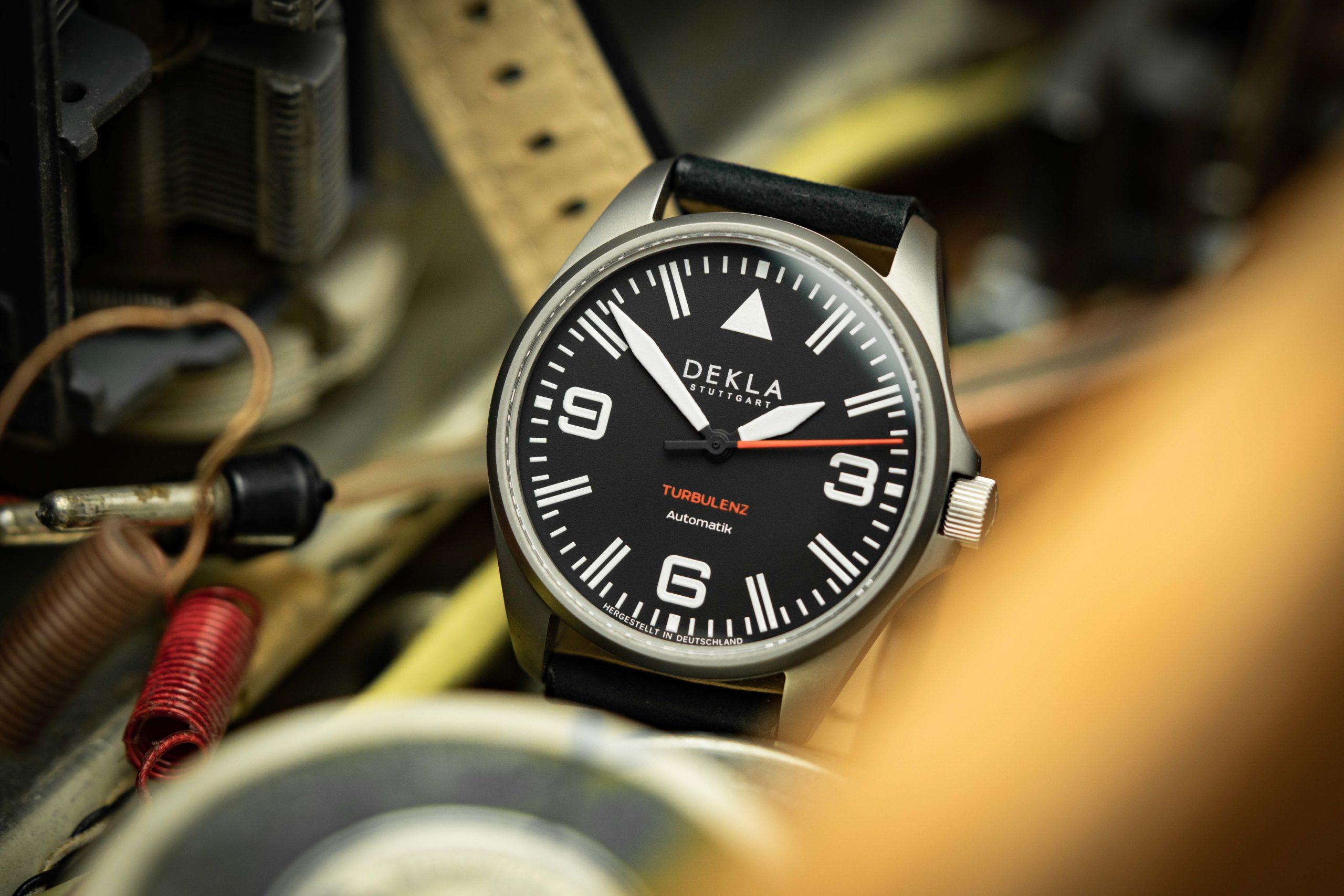 Dekla Uhren Stuttgart Test