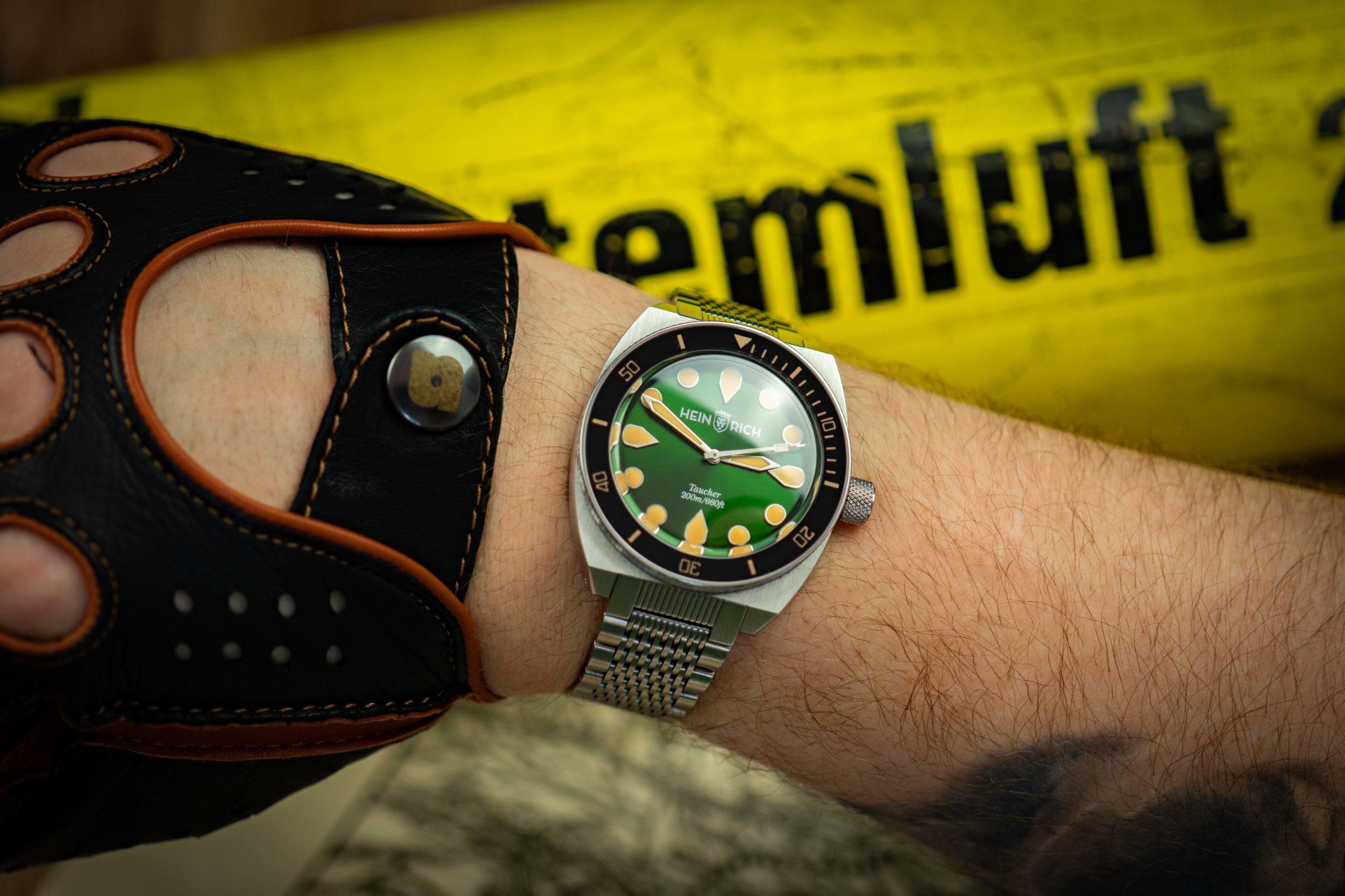 Heinrich-Watch-Taucher-Uhr-Kickstarter-Größe