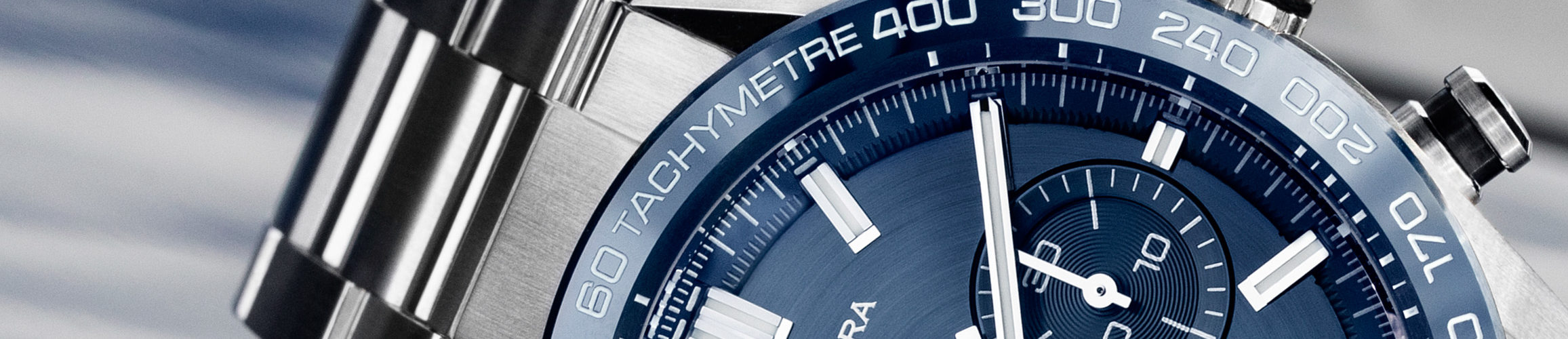 Tachymeter-Uhr-Skala 3