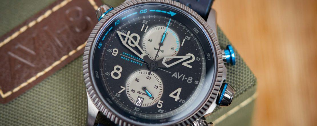 AVI-8 Duke Chronograph-1