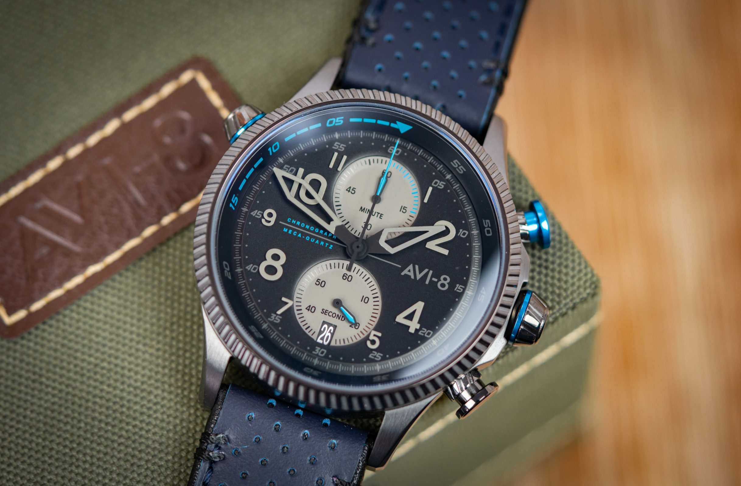 AVI-8 Duke Chronograph-1