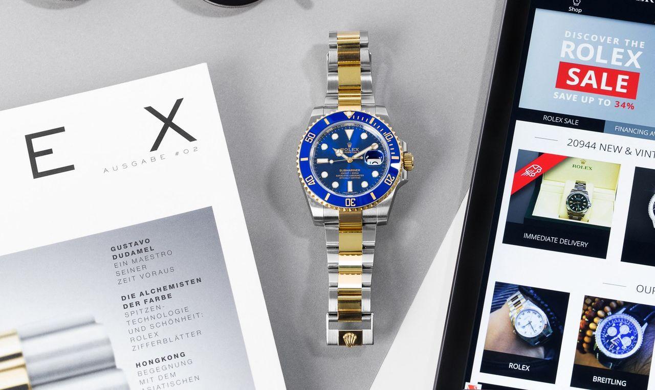 Luxusuhren-Online-Shops: Erfahrungen mit Uhren2000, Chronext, Watchdeal, Uhren Miquel, van Houten, Uhrinstinkt