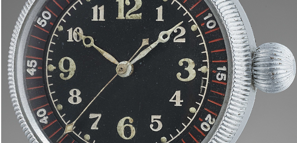 Kamikaze-Watch-Seikosha-Uhr