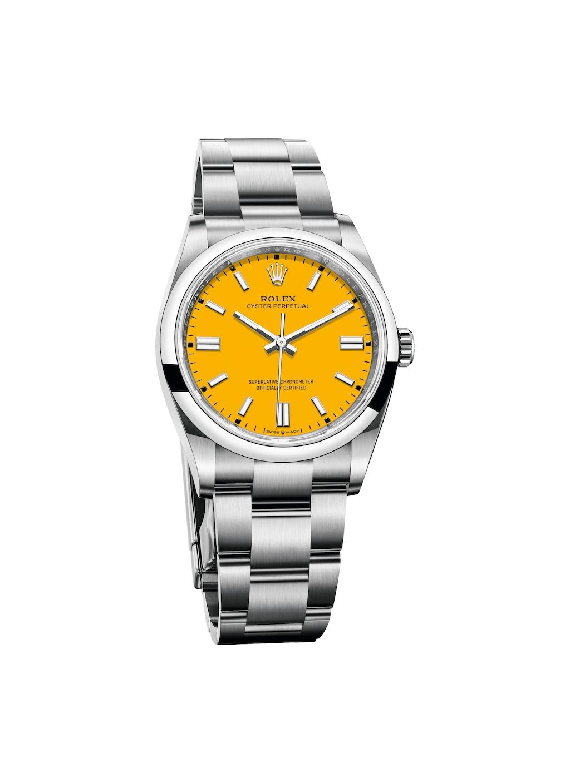 Rolex-Datejust-36-126000-Neuheit-2020-gelb