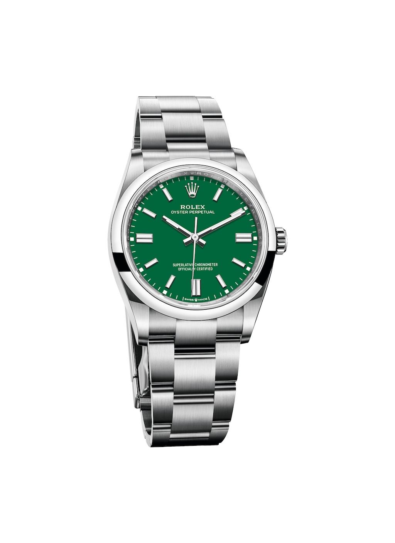 Rolex-Datejust-36-126000-Neuheit-2020-gruen