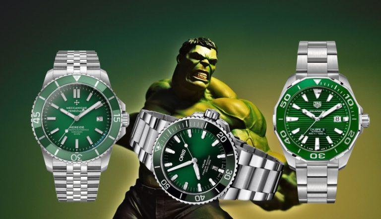 Rolex Hulk Alternativen