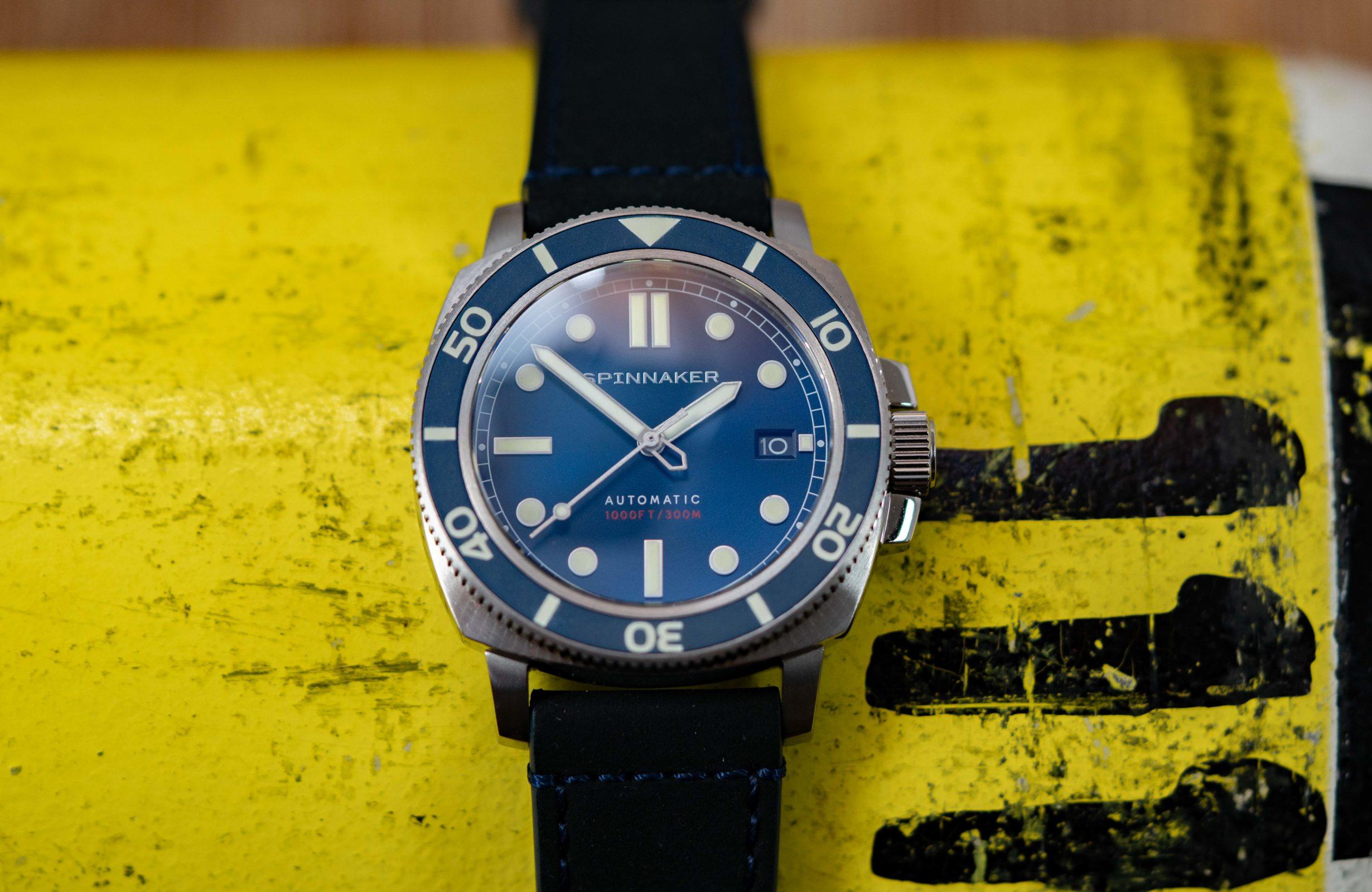 Spinnaker Hull Diver-11