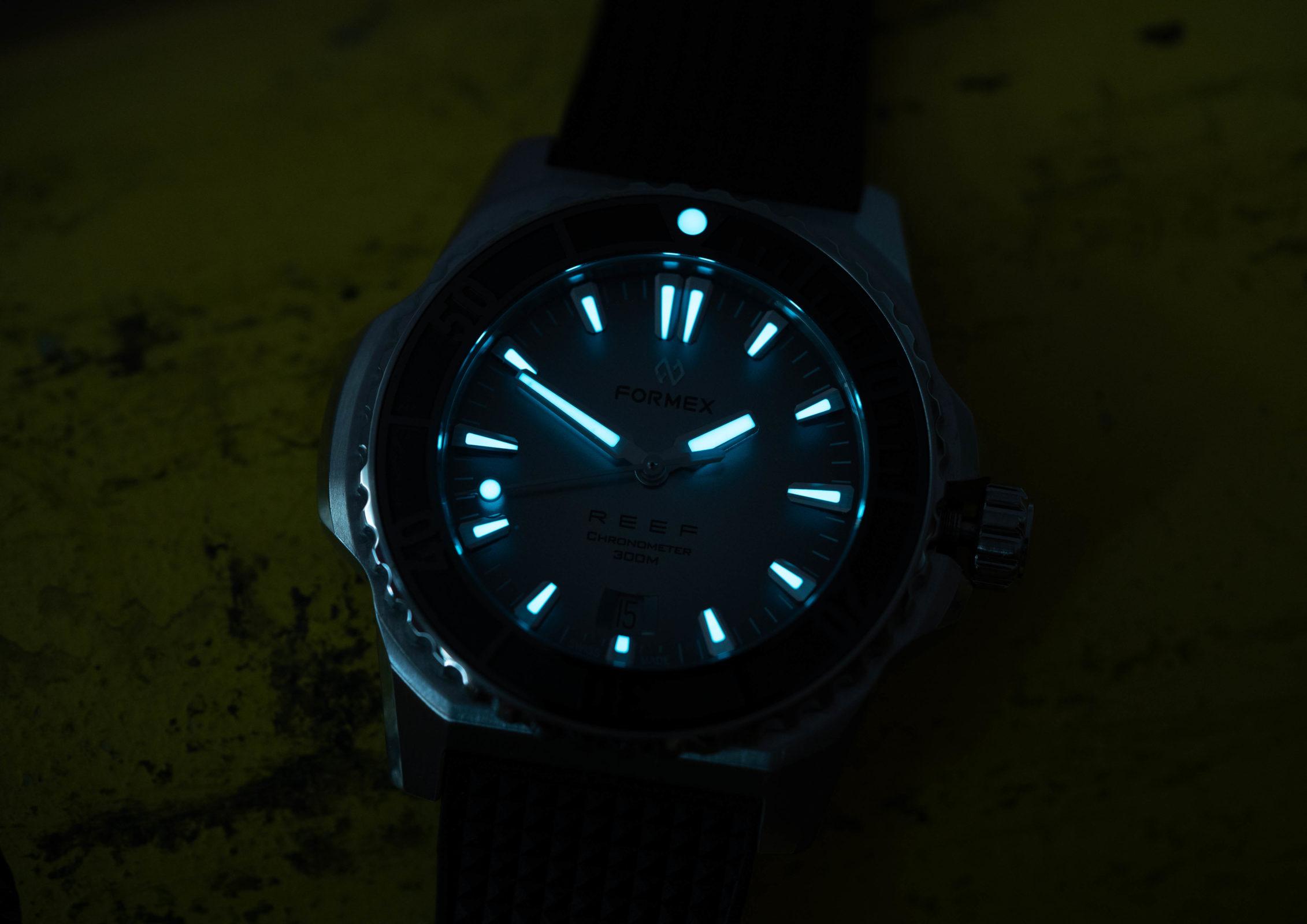 Formex Reef Automatik Chronometer 300m-31