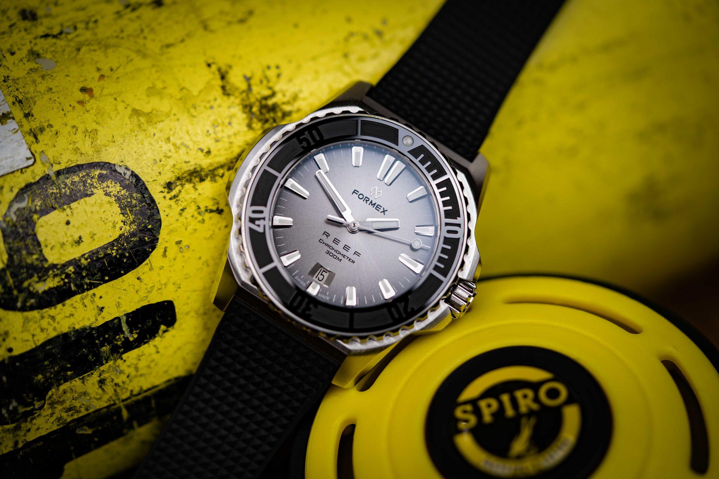 Formex-Reef-Automatik-Chronometer-300m-Taucheruhr-Test