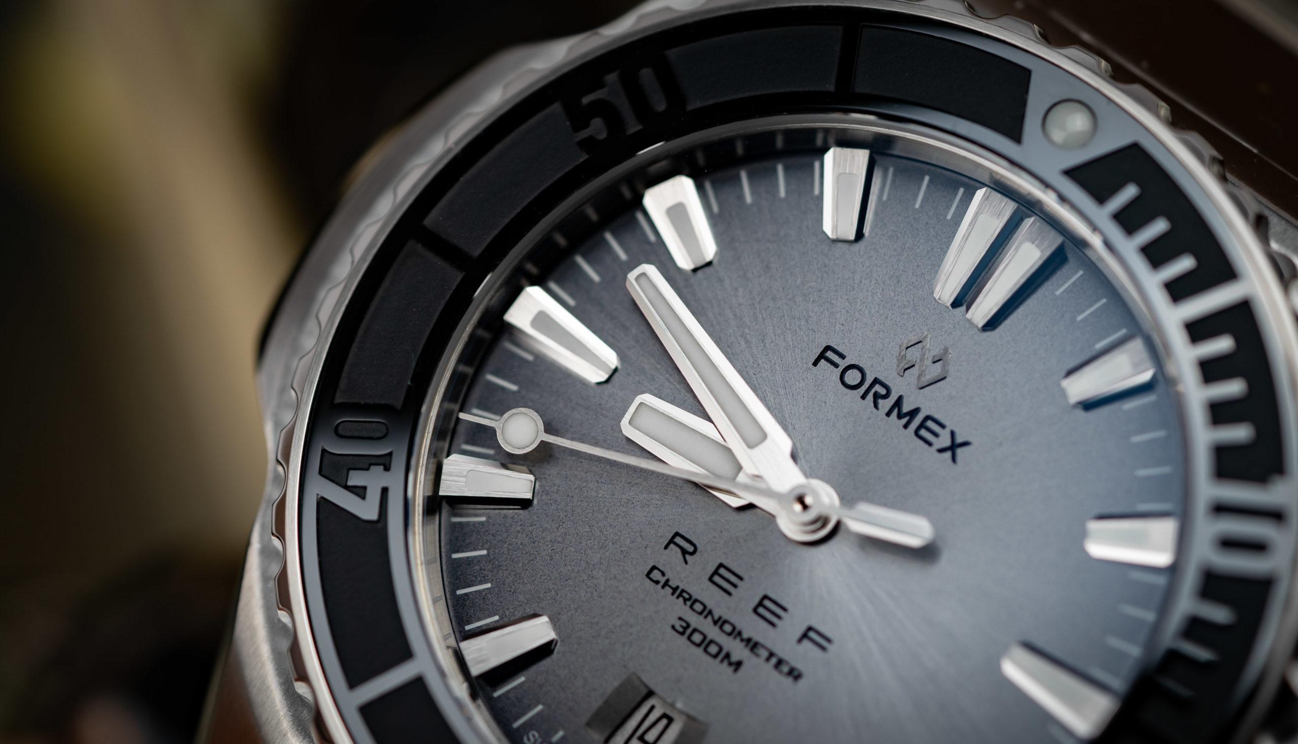 Formex-Reef-Automatik-Chronometer-300m-Test