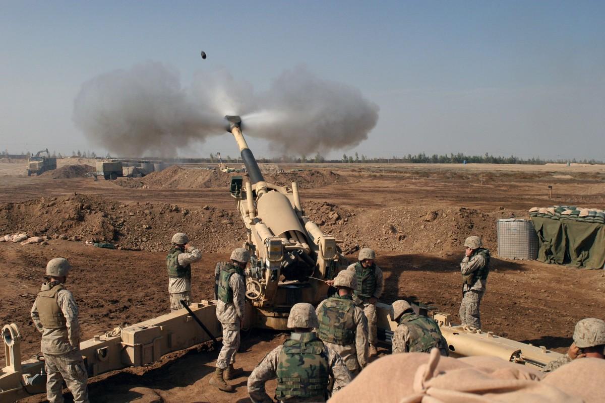 Nato Irak