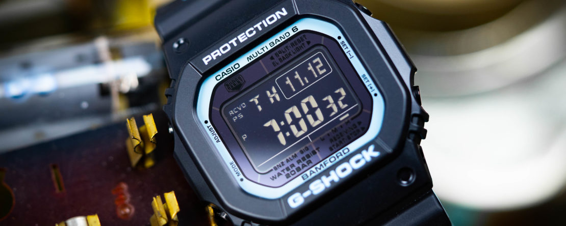 Bamford-Casio-G-Shock-2020