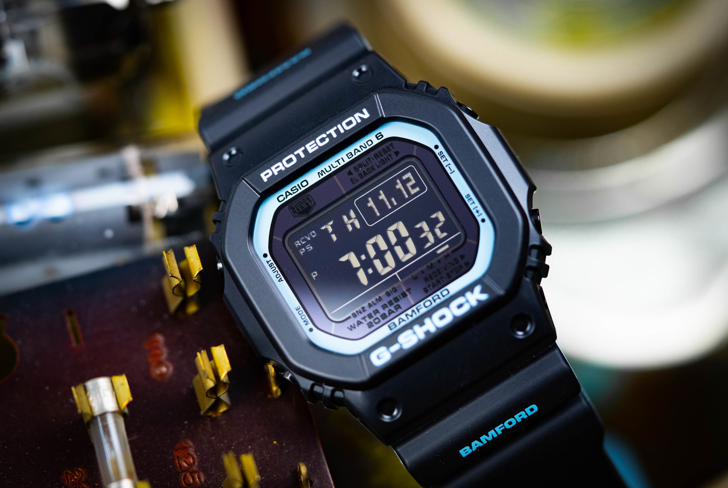 Read more about the article Bamford Watch Department: Casio G-Shock 5610 Limited Edition (2020)