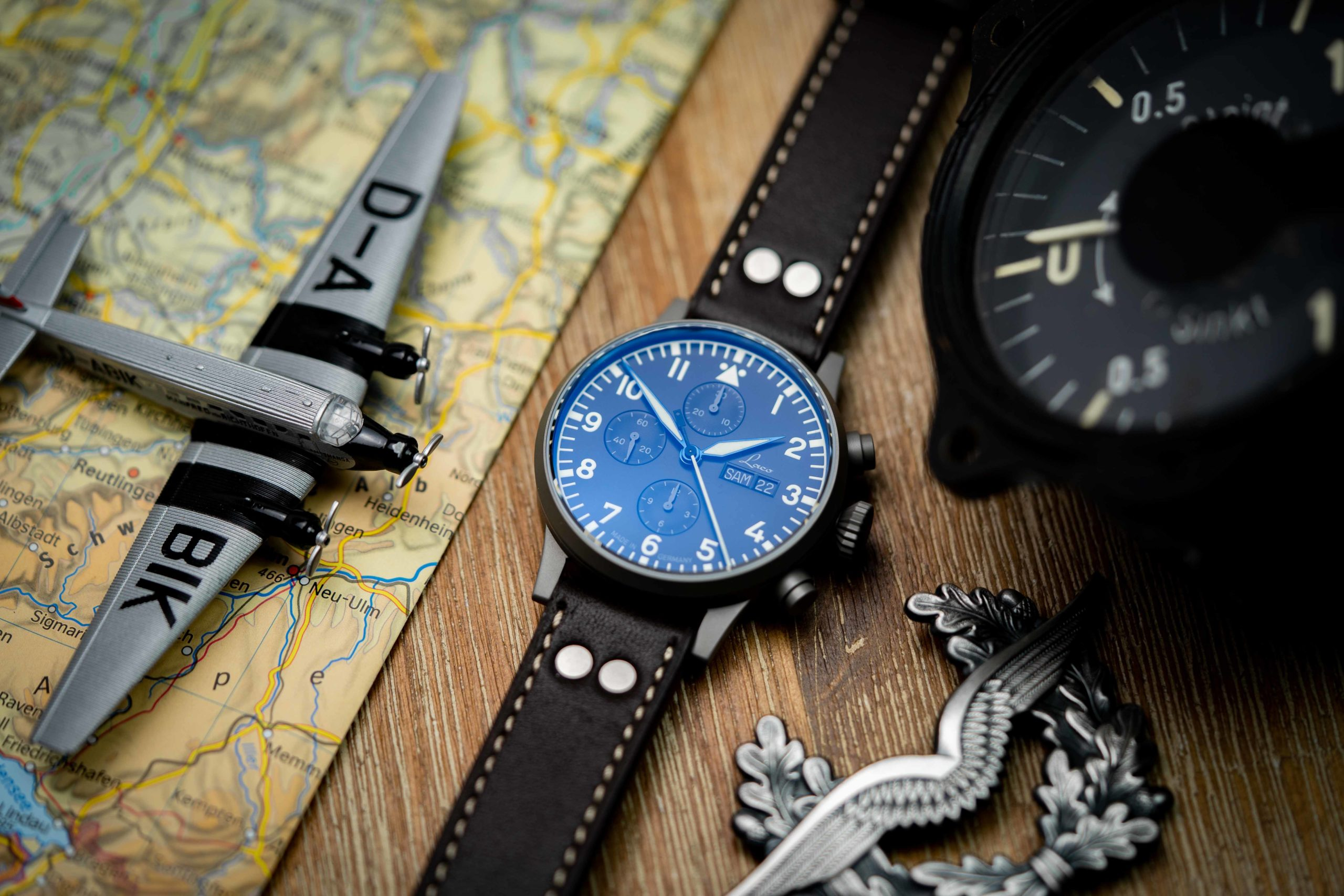 Laco-Chronograph-Muenchen-Test