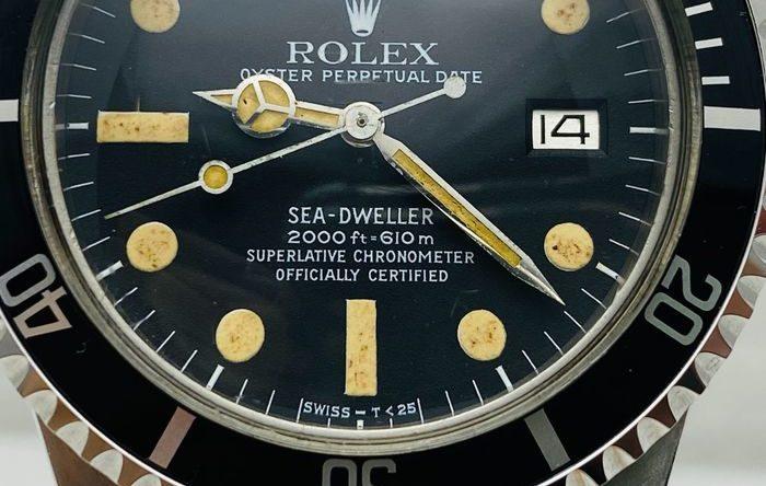 Rolex-Sea-Dweller-Great-White-1665-Uhr
