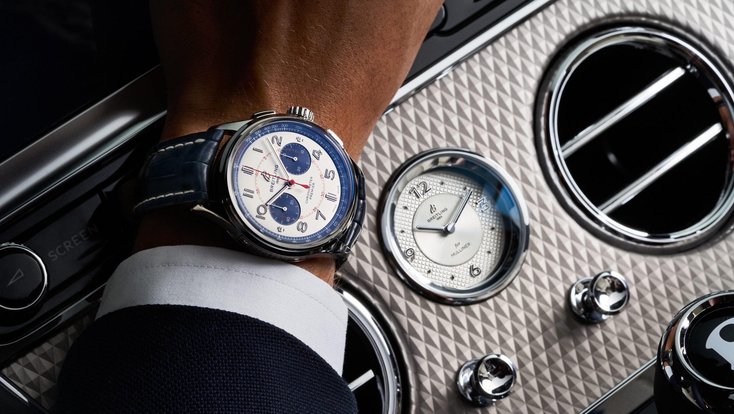 "Read more about the article Breitling for Bentley – eine ""kernige"" Design-Kehrtwende"