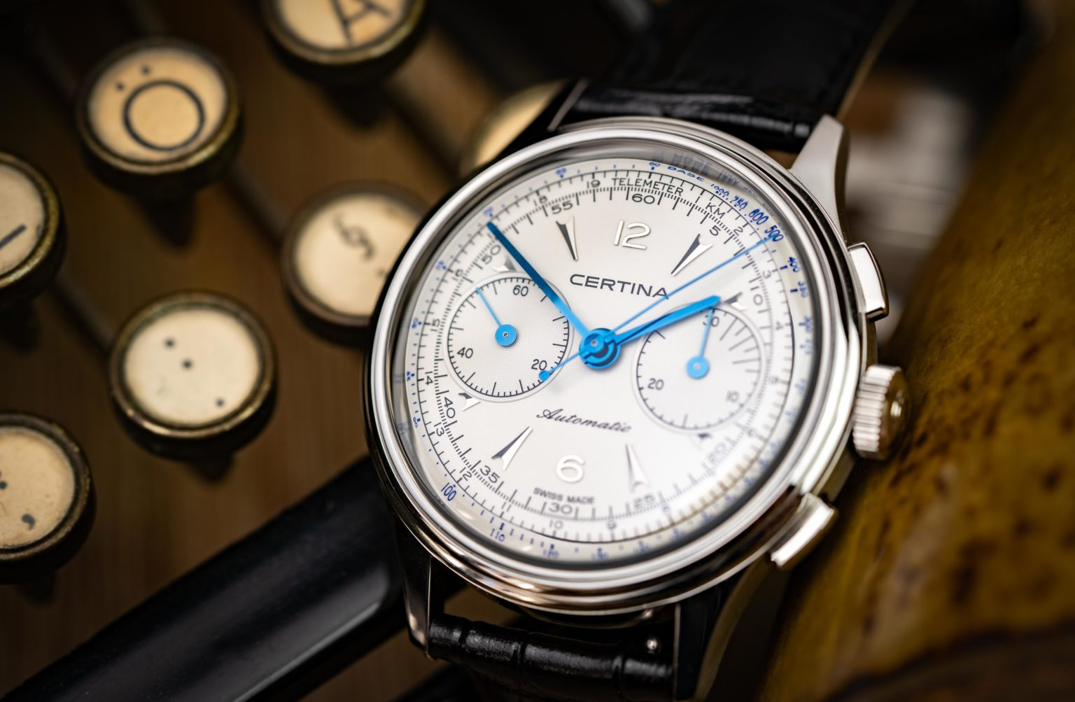 Certina-DS-Automatic-Chronograph
