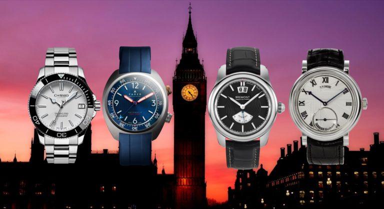 Englische Uhren Britisch