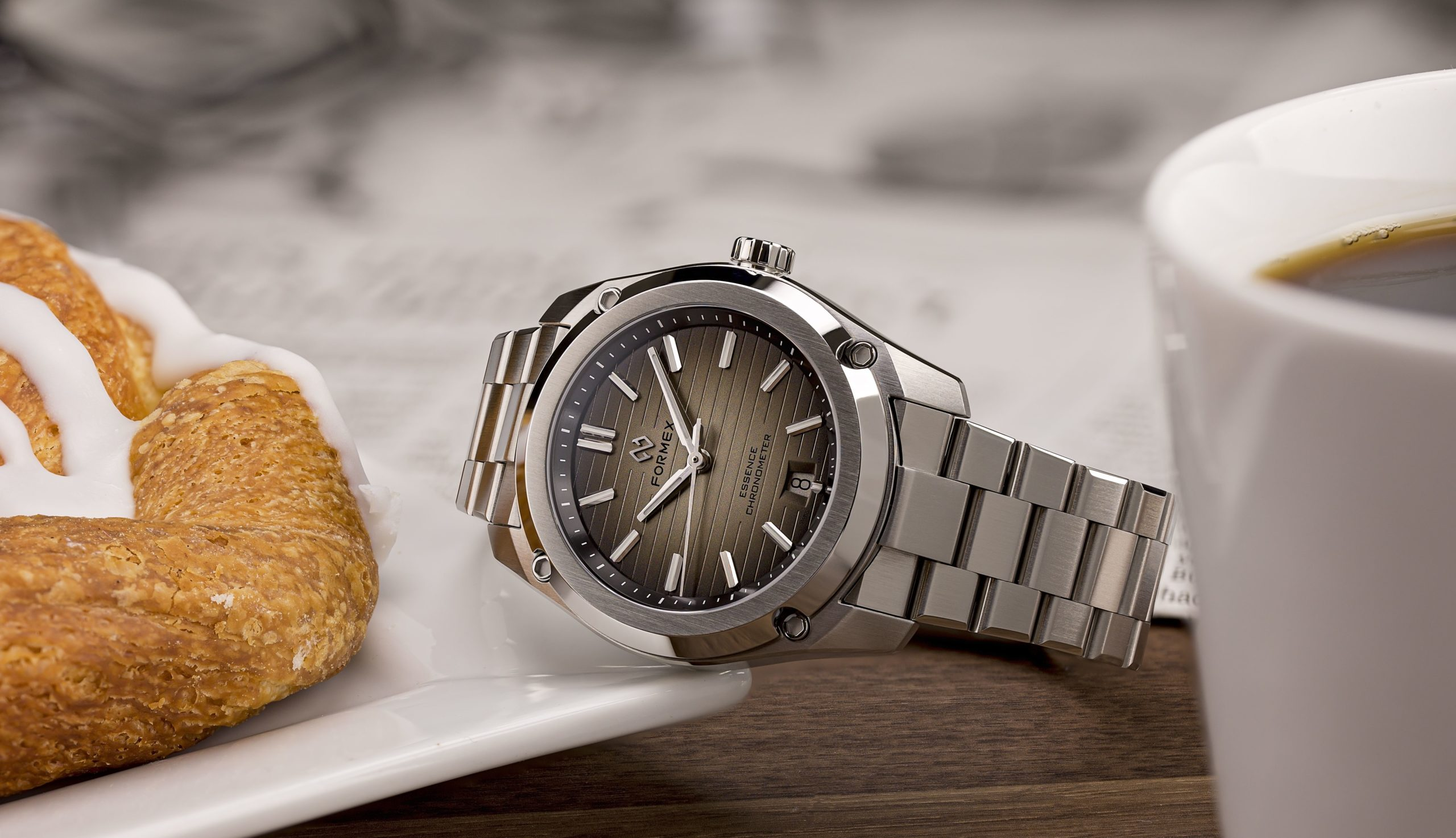 Read more about the article Schlankheitskur: Formex Essence ThirtyNine Automatic Chronometer
