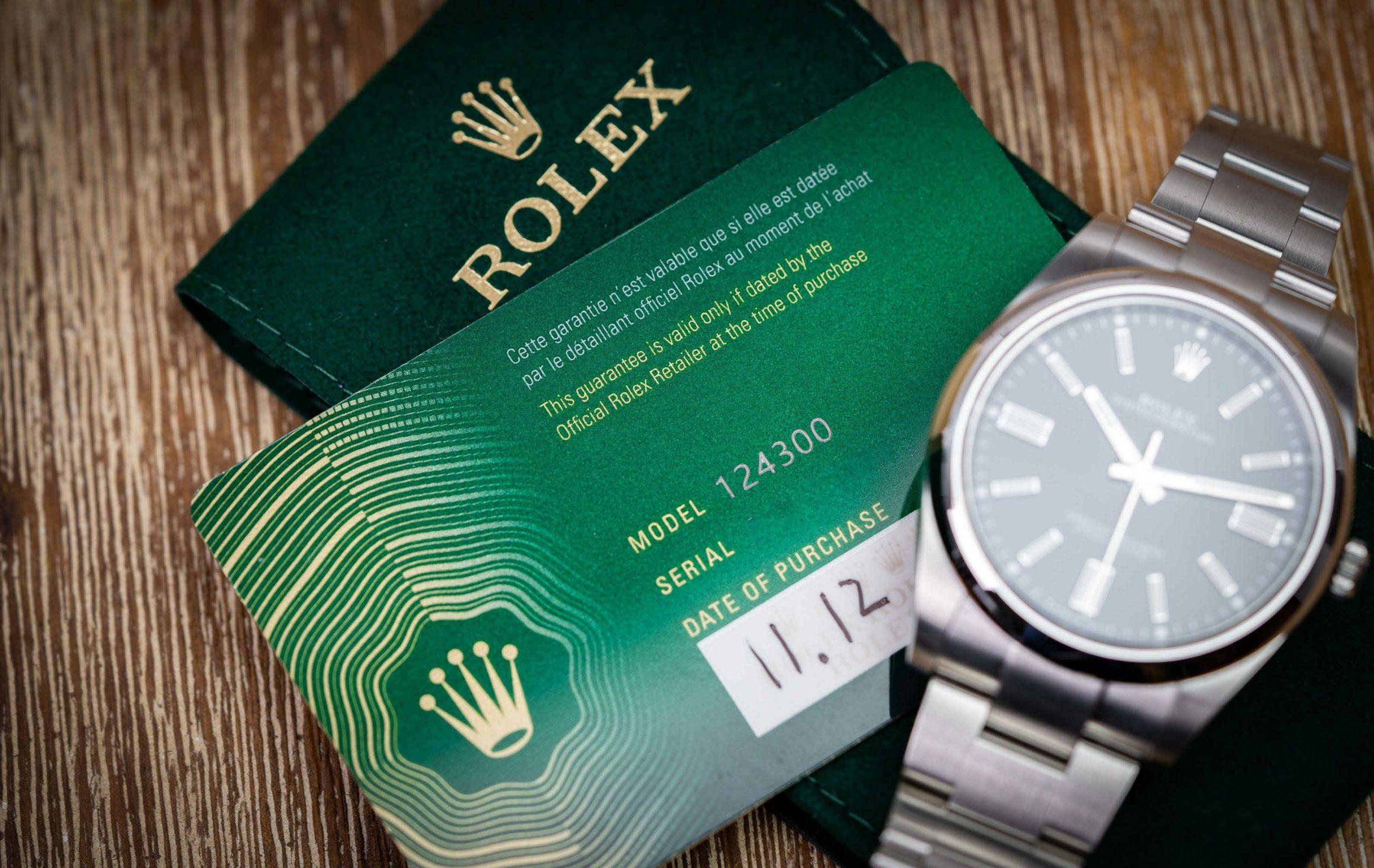 Read more about the article Rolex: Neue Garantiekarte 2020 – Tschüss Ländercode (LC100 & Co.)!