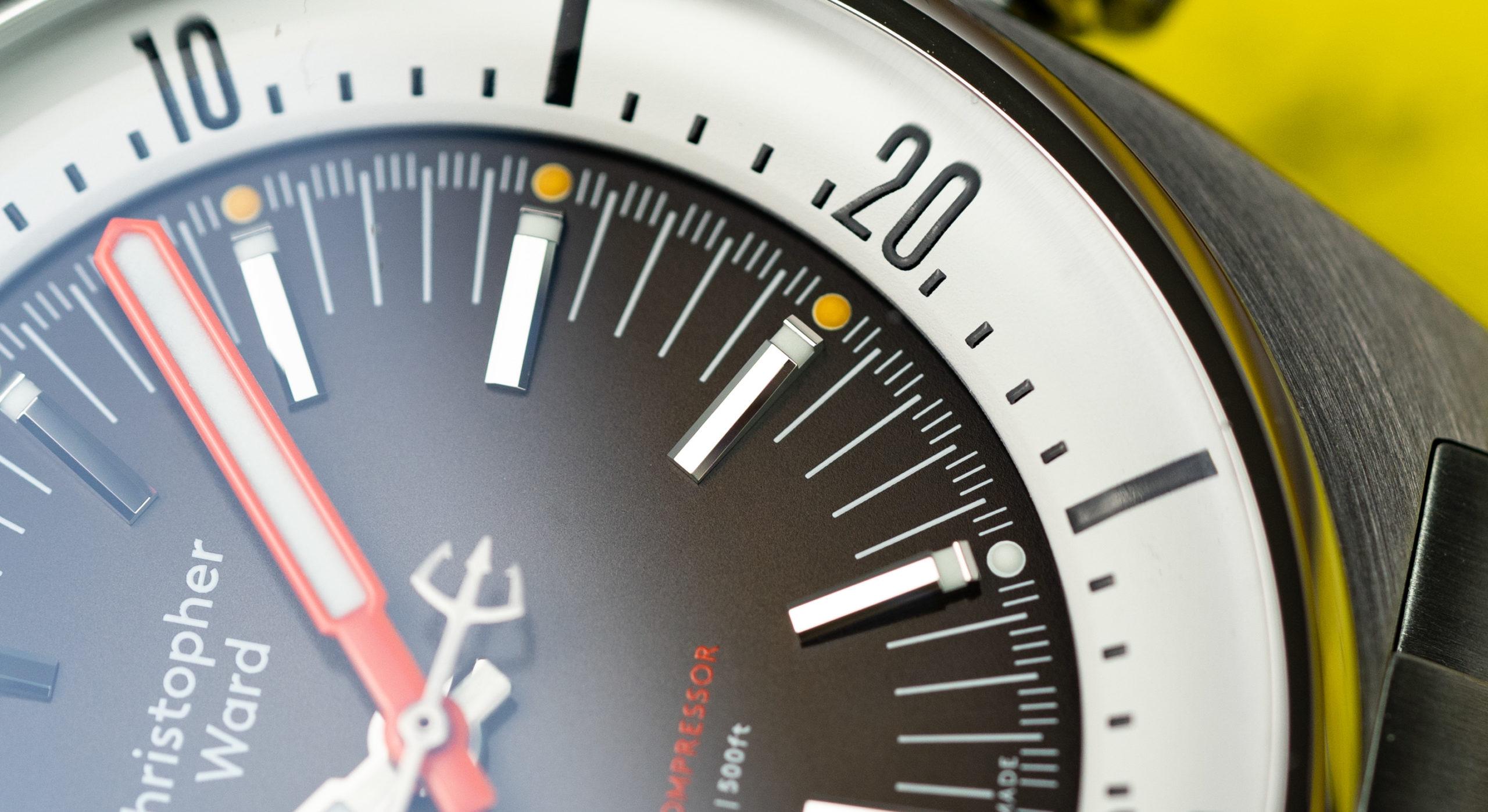 Christopher Ward Uhren C65 Super Compressor