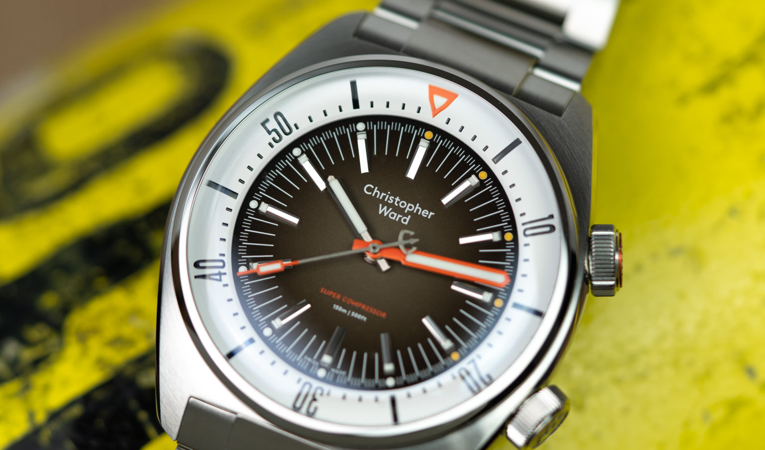 Christopher Ward Uhren C65 Super Compressor