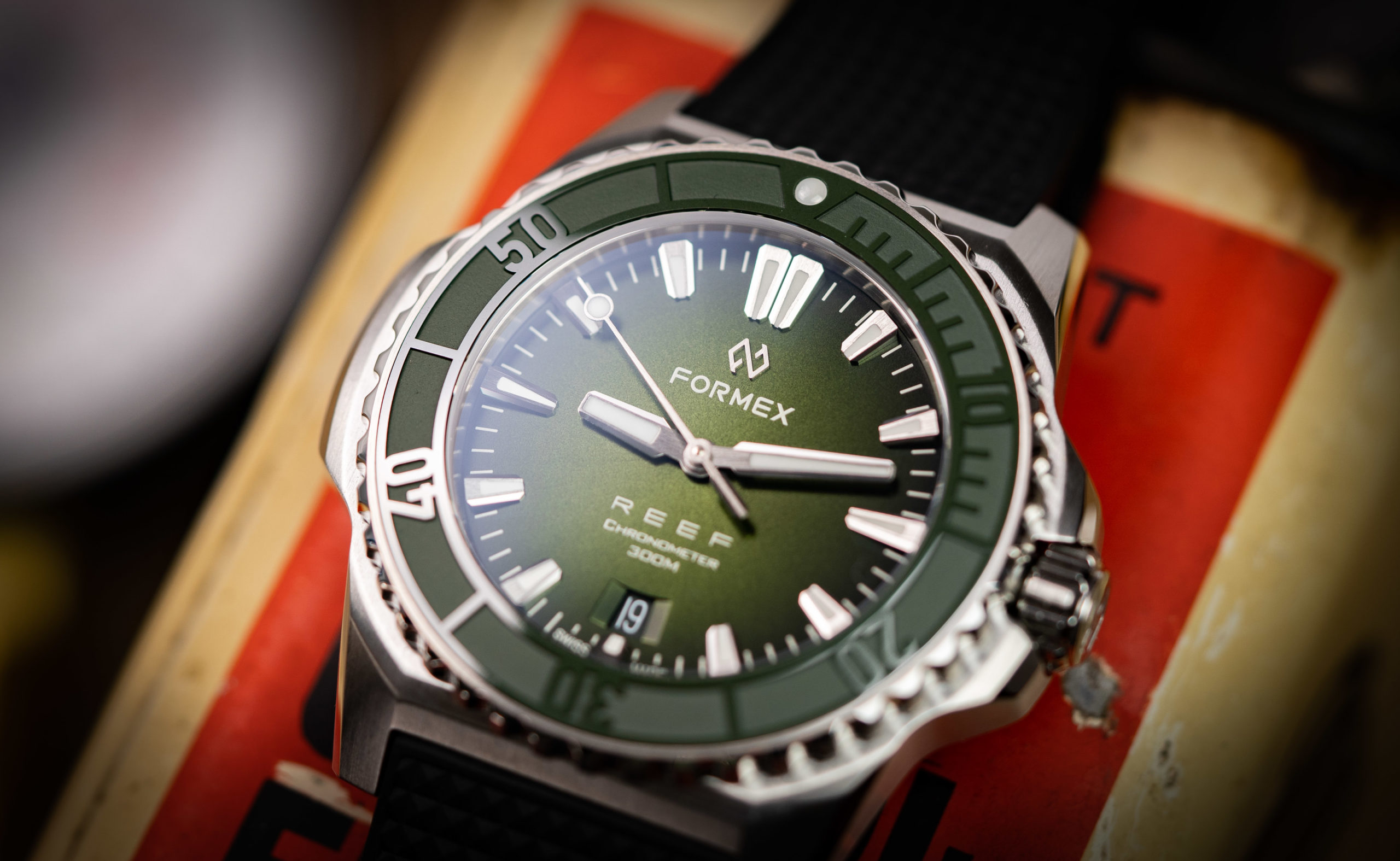 Read more about the article Formex REEF Automatik Chronometer 300m im Test
