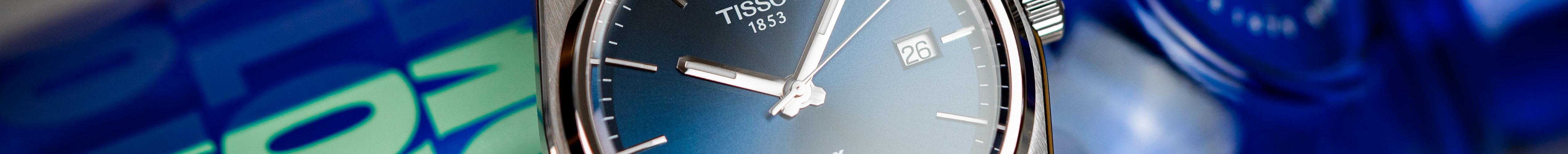 Tissot PRX Test