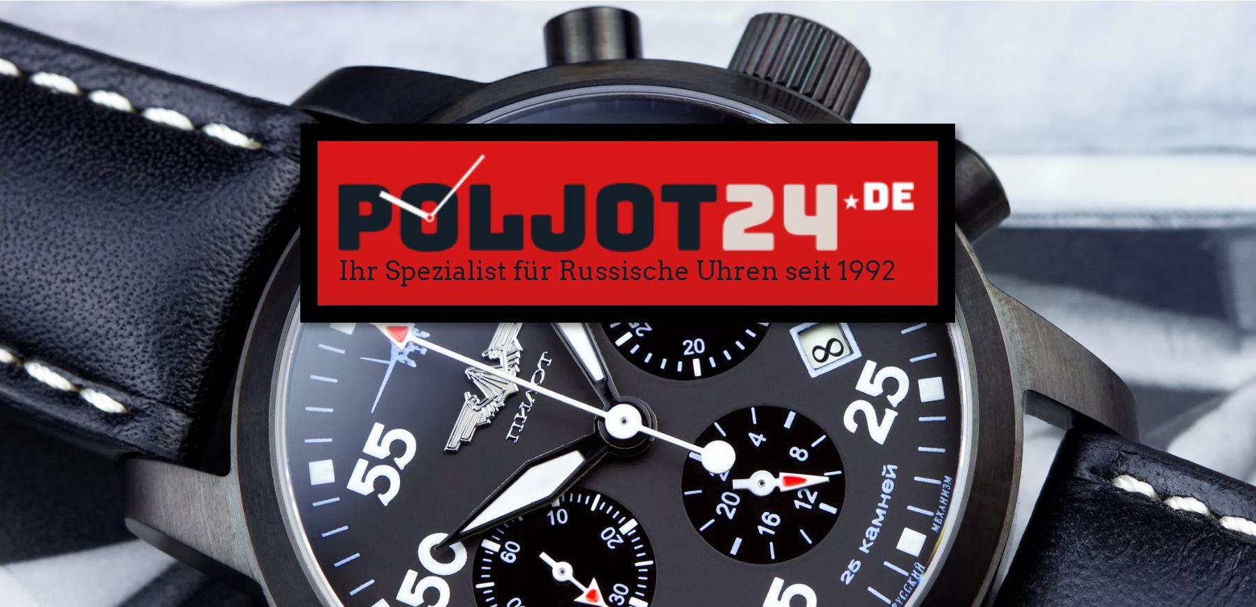 Read more about the article Uhren von Poljot24: Julian Kampmann im Interview