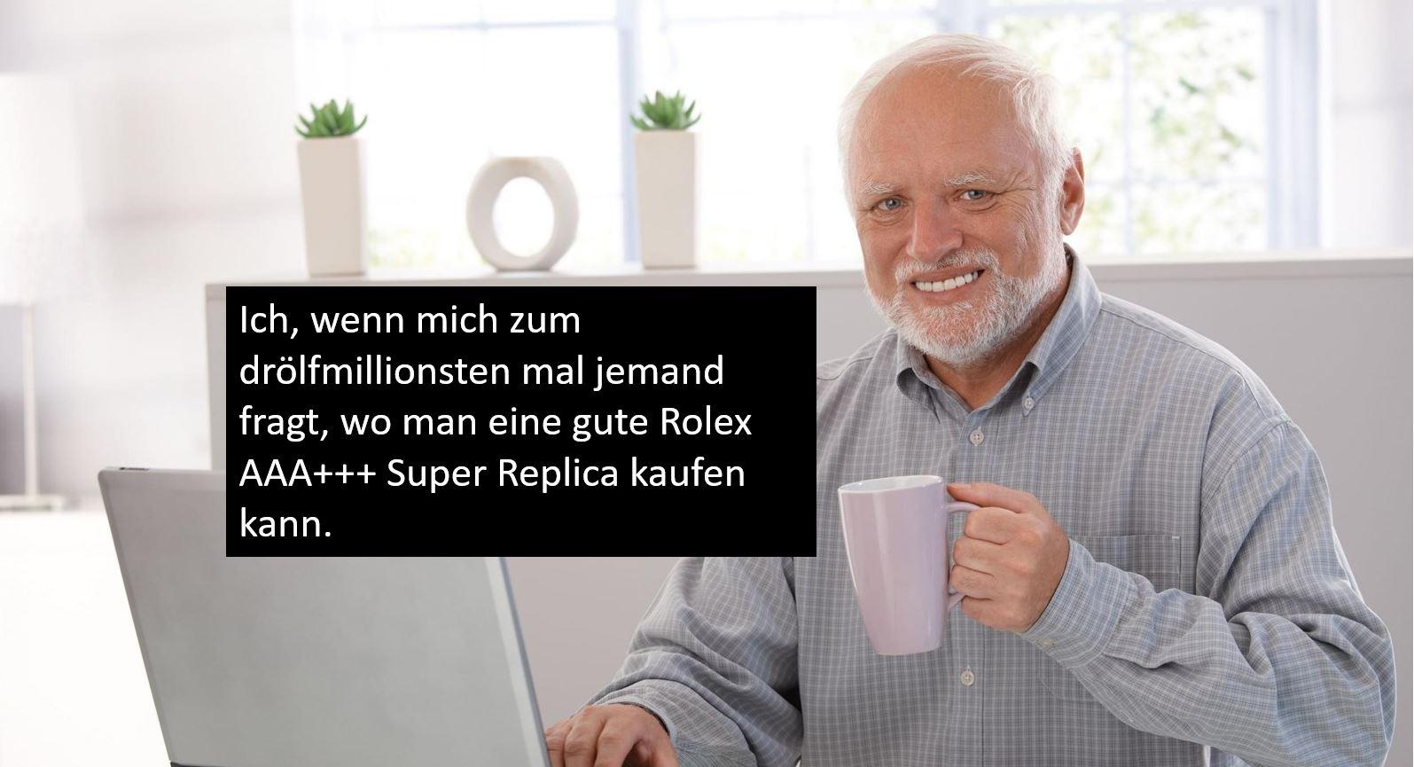Read more about the article Replica-Bingo: Ausreden für Imitate und Nachbau-Uhren von Rolex & Co.