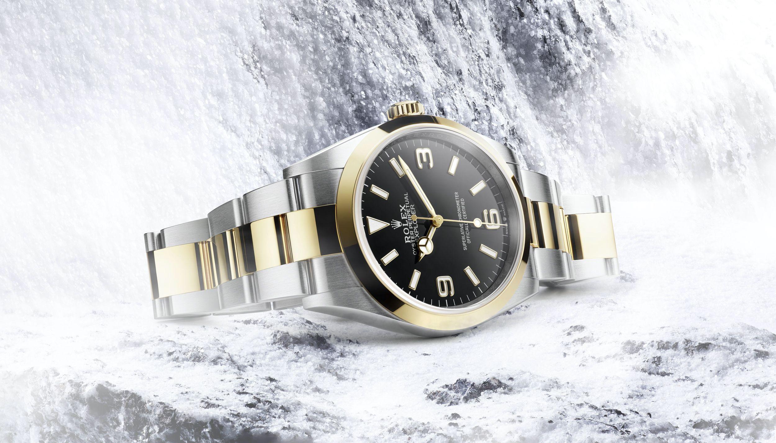 Read more about the article Rolex und Tudor: Neuheiten 2021 auf der Watches & Wonders