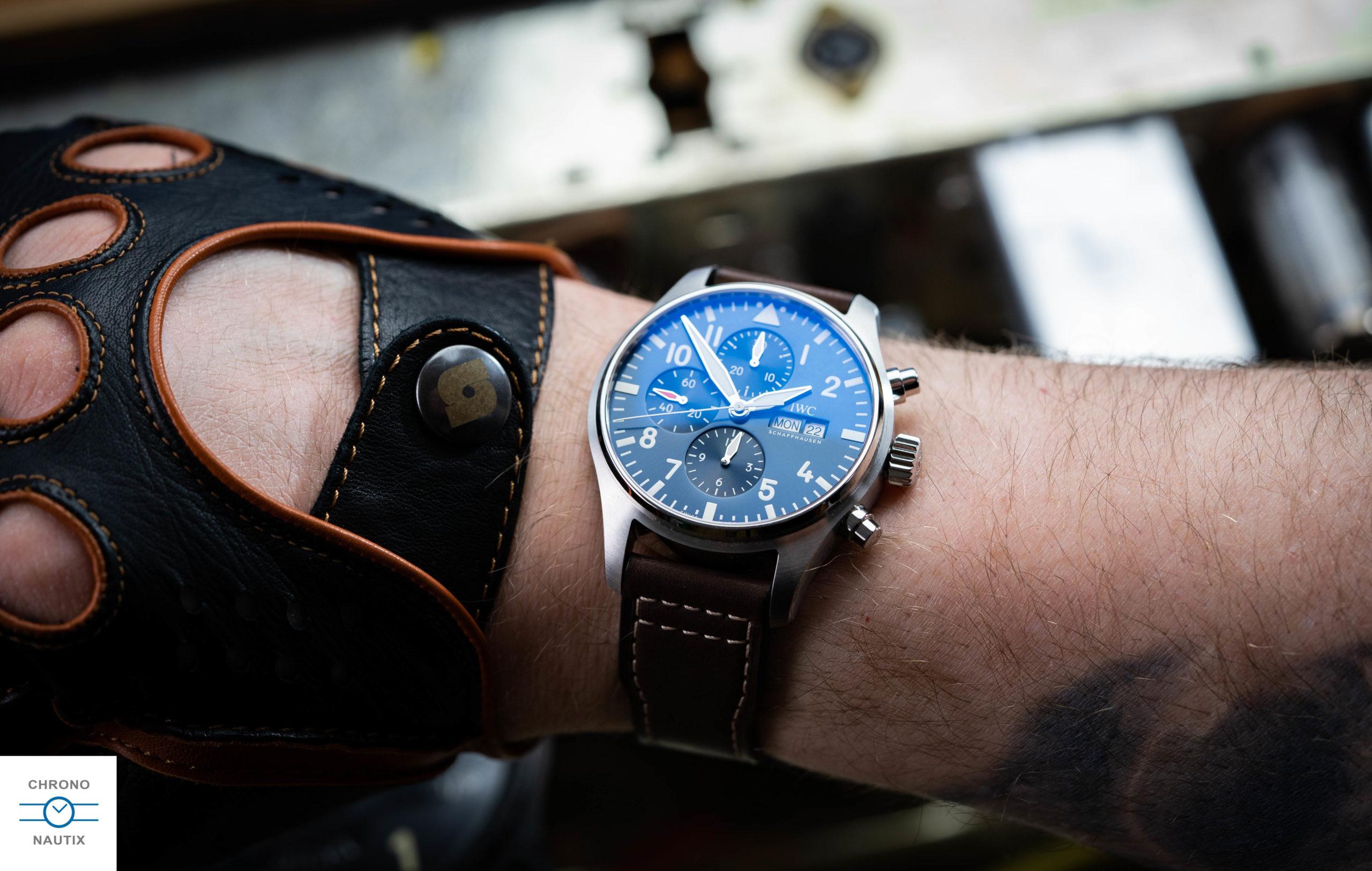 IWC-Pilot-Watch-Chronograph-Le-Petit-Prince-Test