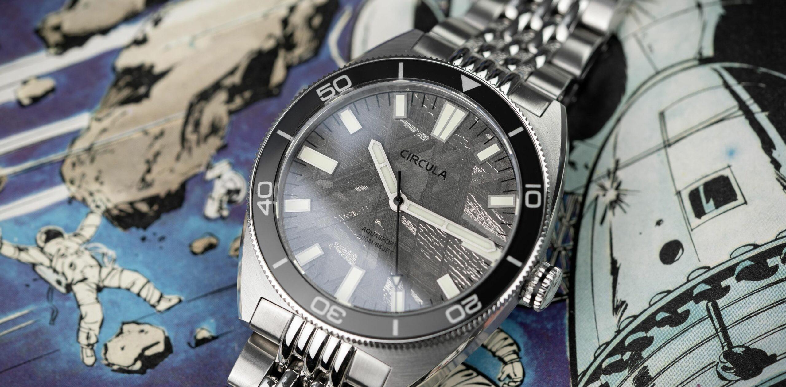 Read more about the article Uhren mit Meteorit-Zifferblatt: von Invicta bis Rolex