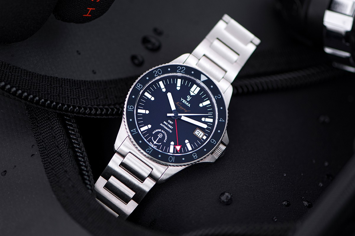 Yema und Tudor: Uhren à la Marine Nationale
