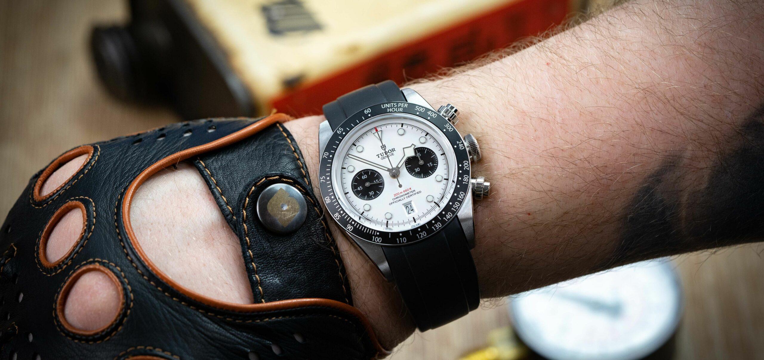 Everest Straps: Kautschuk-Band für Rolex und Tudor im Test